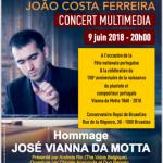 Rappel: Fête de la Culture Portugaise – 9 juin 2018 20h00