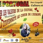 Lembrete: Dia de Portugal – Parc Léopold – 10 junho 2018