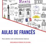 Aulas de Francês – Segundas às 20