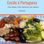 Cozido à Portuguesa – Domingo 4 Novembro 2018 13:00h