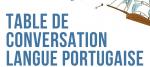 Table de conversation de langue portugaise