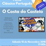Tardes de Cinema – O Costa do Castelo""