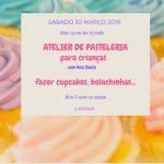 Atelier de PASTELERIA para crianças