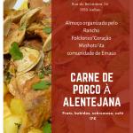 """Almoço organizado pelo Rancho Folclorico """"Coração Minhoto"""""""