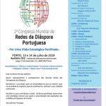 1°Congresso Mundial de Redes da Diáspora Portuguesa