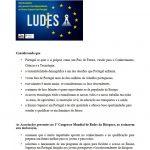 Presença das Associações na Bélgica, FAPB, no Congresso da Diáspora