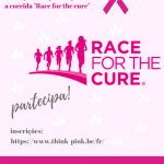 "Corrida ""Race for the cure®"""