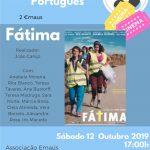Tardes de cinema: filme Fátima