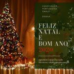 Feliz Natal e Bom Ano 2020