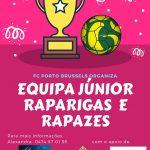 Futebol para jovens ⚽ 👧 👦