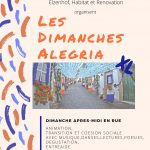 """Projeto """"Les Dimanches Alegria"""""""